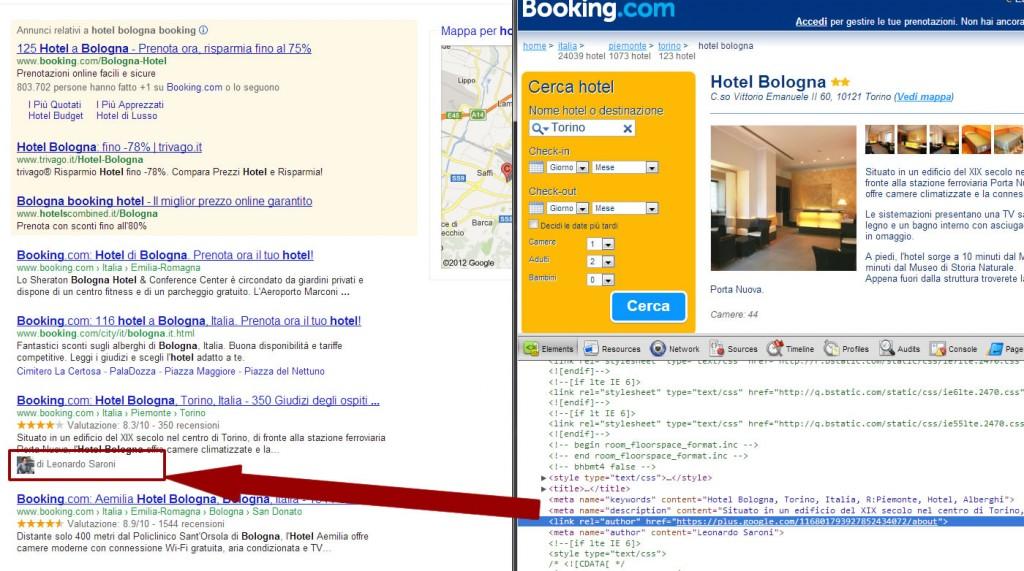 Booking.Com Authorship Spam