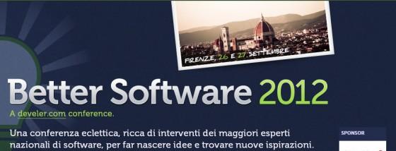 Better Software 2012