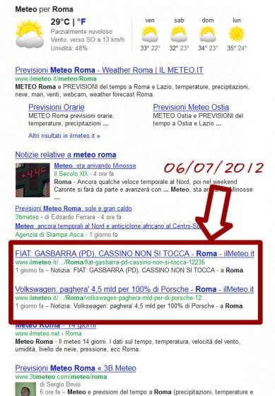 meteo roma 3