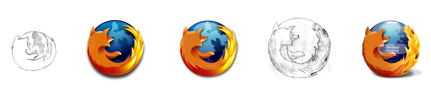 firefox evolution