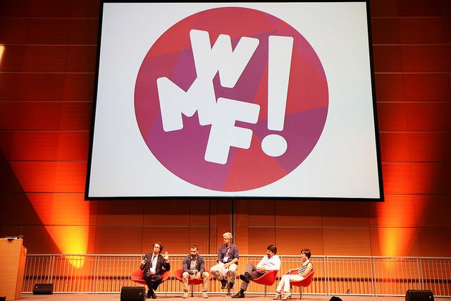 Plenaria WMF15 Andrea Pernici